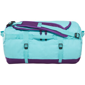 The North Face Base Camp Travel Luggage S purple/turquoise